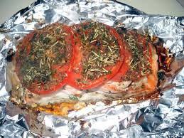 cuisine papillote recette de saumon en papillote