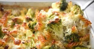 envie de cuisiner casserole de poulet et de brocolis pour un soir où tu n as pas