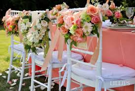 wedding chairs on flipboard