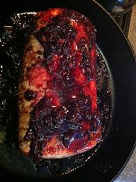 Cranberry Glazed Pork Loin U2013 Go Eat And Repeat Point Less
