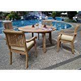 amazon com wholesale teak patio furniture sets patio
