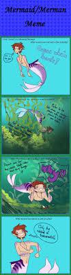 Mermaid Memes - mermaid merman meme by sollinfaolan on deviantart