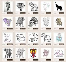 100 mind blowing elephant designs with images elephant
