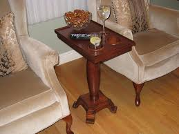 affordable home theater side tables u0026 small end tables with cup holders the table server