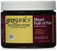 Sulfur 8 For Hair Growth Amazon Com Groganics Head Full Of Hair 6 Ounce Hair Growth