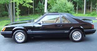 Black Mustang For Sale Black 1986 Ford Mustang Gt Hatchback Mustangattitude Com Photo