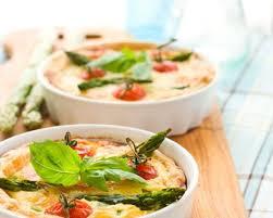cuisiner les tomates cerises quiche aux asperges tomates cerises et coriandre cuisine az