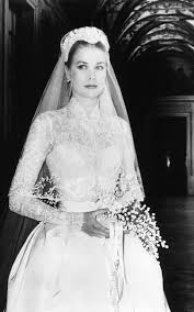 wedding dress grace why grace s wedding dress still looks impeccable 60 years on