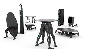 human furniture a sadistic idea or a contemporary must have