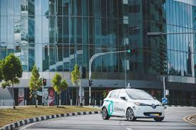 volvo trucks singapore a self driving taxi was involved in a u0027minor u0027 accident in
