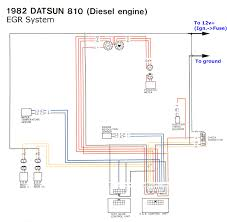 index of nissan maxima fsm 1982