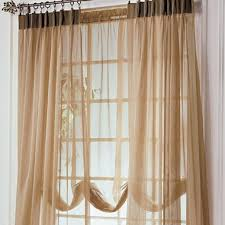 Jcpenney Shades And Curtains Jcp Home Lisette Pinch Pleat Sheer Balloon Shade Jcpenney