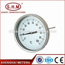 Jual Thermometer Wika ketel uap pengukur suhu termometer bimetal buy product on alibaba