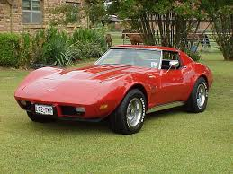1975 corvette stingray for sale 1975 corvette stingray my cousin would come get me and my