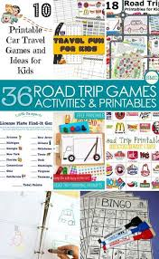 new jersey traveling games images Road trip games for summer road trip bingo road trip games and jpg