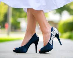 wedding shoes navy blue wedding shoes navy blue wedding shoes navy heels blue bridal