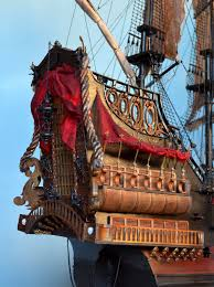 blackbeard pirate ship