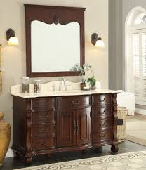 Furniture Style Vanity 60 Inch Furniture Style Vanity Best Home Furniture Decoration
