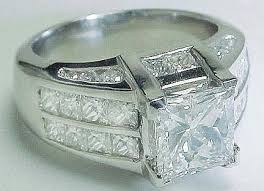 clearance engagement rings diamond princess cut engagement ring