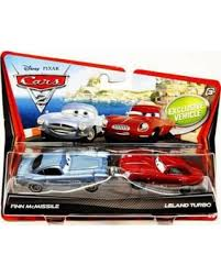 fin mcmissle new savings on disney cars 2 packs finn mcmissile leland turbo