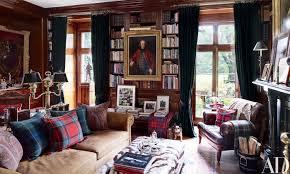 interior focus ralph lauren u0027s ny home poppy bevan design studio