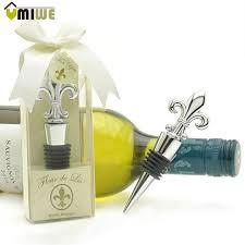 wine stopper wedding favors aliexpress buy chagne wine bottle stopper wedding