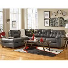 Ashley Raf Sofa Sectional Signature Design By Ashley Alliston Durablend 2 Pc Sectional Laf