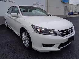 2014 used honda accord sedan 4dr i4 cvt ex l at honda mall of