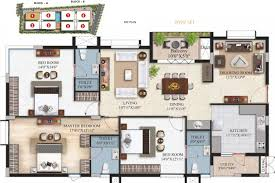 brilliant apartment floor plans in hyderabad plan east wing t