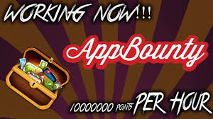 appbounty net invite code how to get unlimited points in appbounty get 100000 points