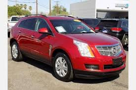 used srx cadillac for sale used cadillac srx for sale in tucson az edmunds
