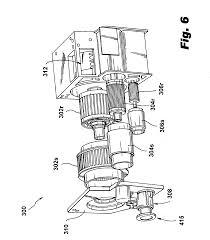 patent us20070213160 compact fault tolerant variable cross drive