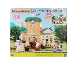 sylvanian families garden set sylvanian families baby u0026 child sets full range choose your set