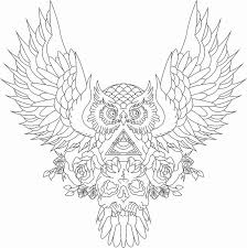 horned owl tattoo design photos pictures and sketches tattoo