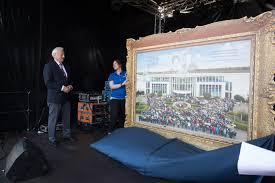 Landhausk He 50 Jahre Festival Begeistert Die Ganze Region Hobby Caravan