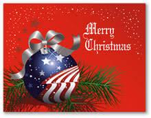 patriotic christmas cards patriotic cards by card company