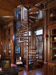 Wooden Spiral Stairs Design Wood Spiral Stair Houzz