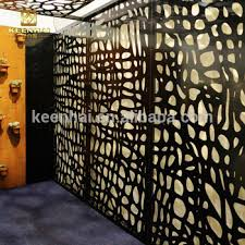 Interior Metal Wall Panels Factory Wholesale Design Your Own Laser Cutting Aluminium