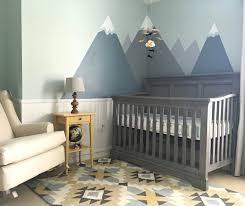 Yellow And Gray Nursery Decor Yellow Nursery Decor New Home Interior Design Nursery Decorating
