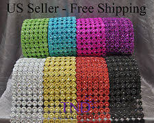 bling ribbon rhinestone ribbon ebay