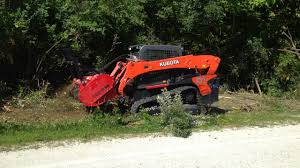 fecon bh74ss bullhog and kubota svl 95 2 youtube