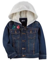 jean sweater jacket boys outerwear coats jackets s free shipping