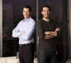 Drew And Jonathan Scott A Flair For Reno Work Twins Drew And Jonathan Scott Bringing