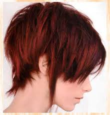short haircuts with lots of layers 24 really cute short red hairstyles styles weekly