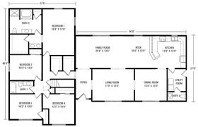ranch modular home floor plans u and u modular homes t ranch floorplans