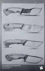 Knife Patterns 182 Best Knifemaking Images On Pinterest Knife Making
