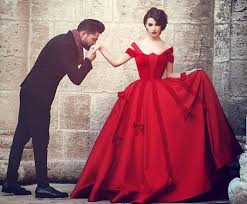 red prom dresses elegant prom dress gorgeous prom dresses off