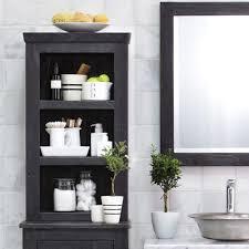 Wood Bathroom Cabinets Americana Hutch Reclaimed Wood Bathroom Furniture Native Trails