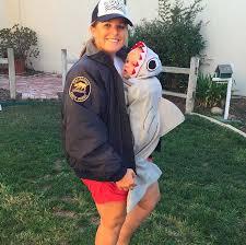 Sharknado Halloween Costume 21 Brilliant Baby Carrier Halloween Costume Ideas