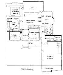hawthorne house plan blueprints floor plans architectural styles